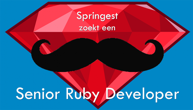 Springest zoekt een Senior Ruby Developer