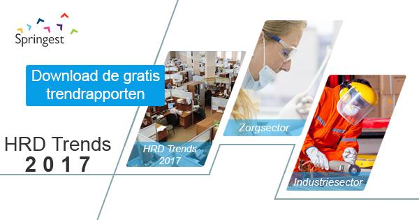 HRD Trends 2017 banner - zorg, industrie en algemeen