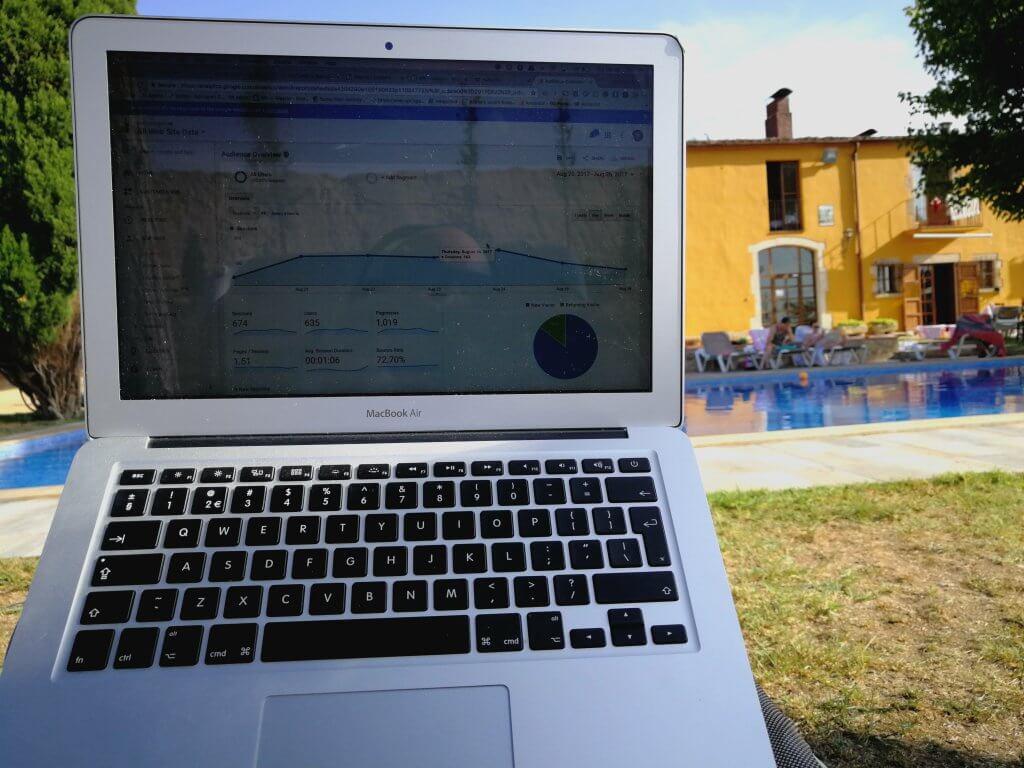 workation zwembad springest