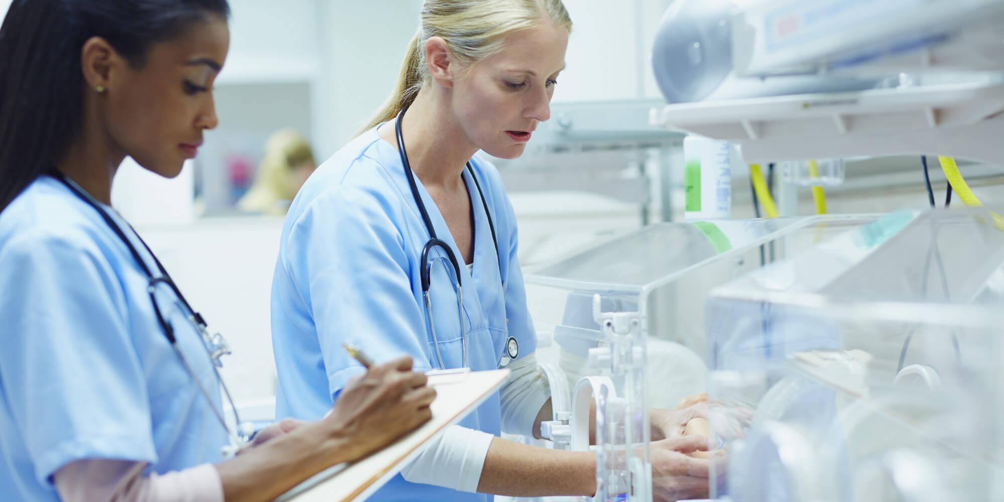 Keuze maken verpleegkunde
