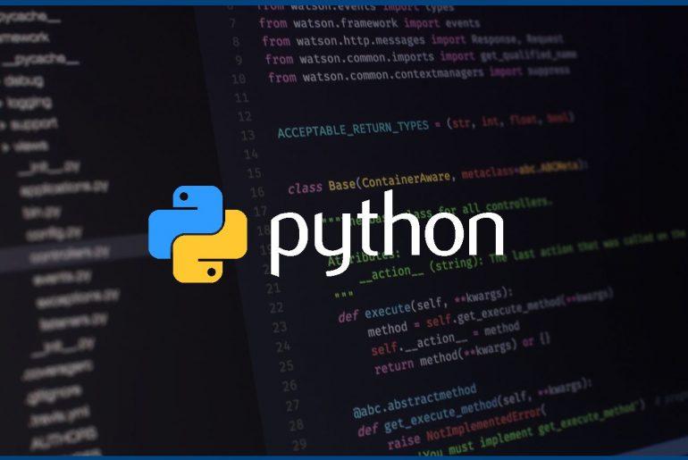 leer Python programmeren met een Python cursus
