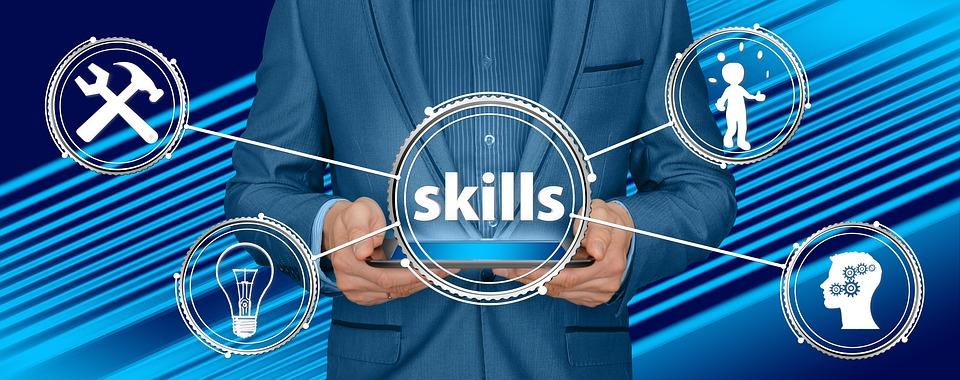 développer ses compétences nécessites la combinaison de plusieurs éléments