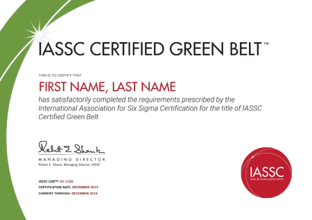IASSC-lean-six-sigma-certificering-logo