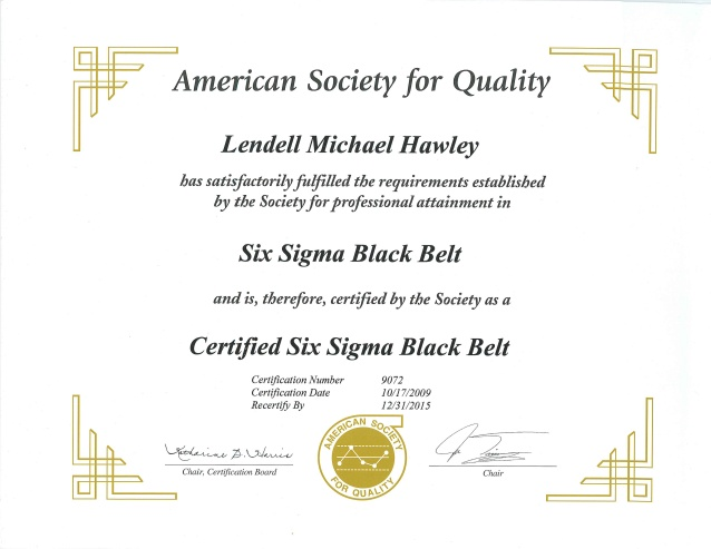 asq-certificering-six-sigma-black-belt